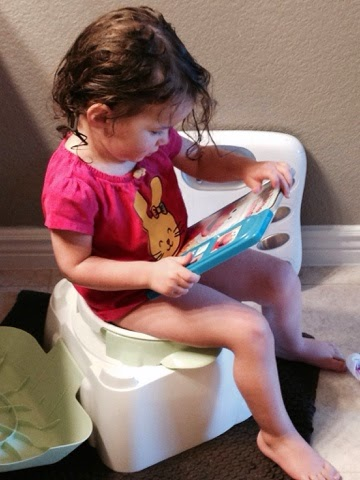 Potty Training Time with Elmo