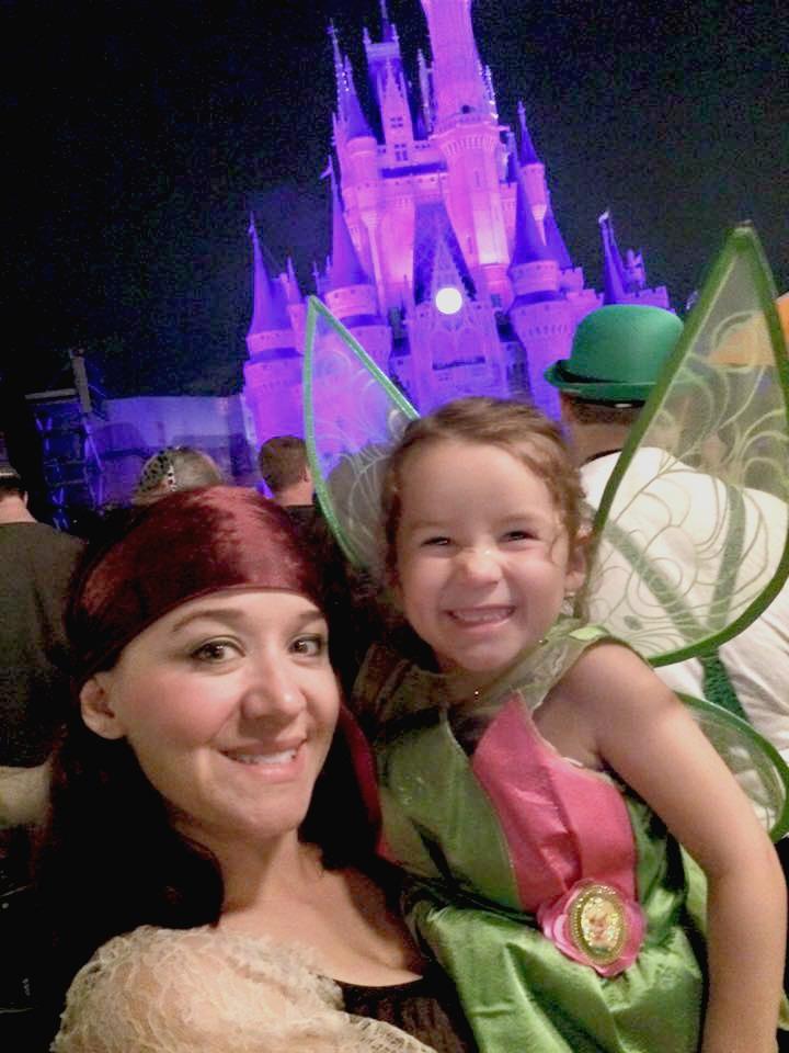 Violet castle mom