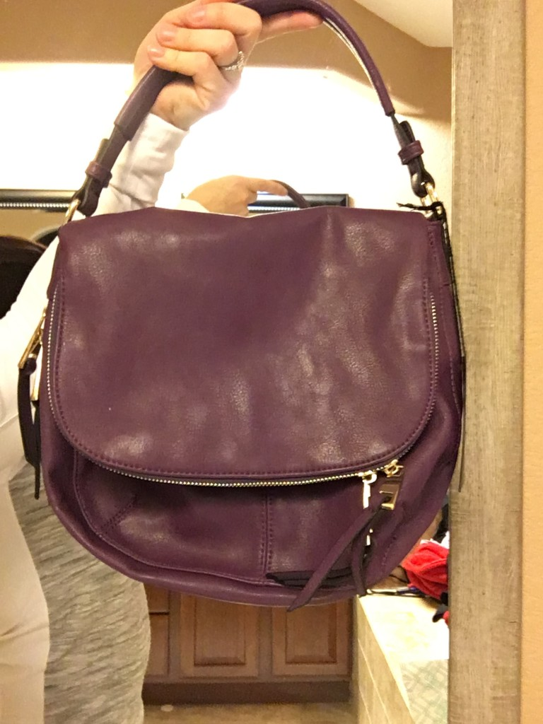 Moda Luxe Brooks Crossbody Bag