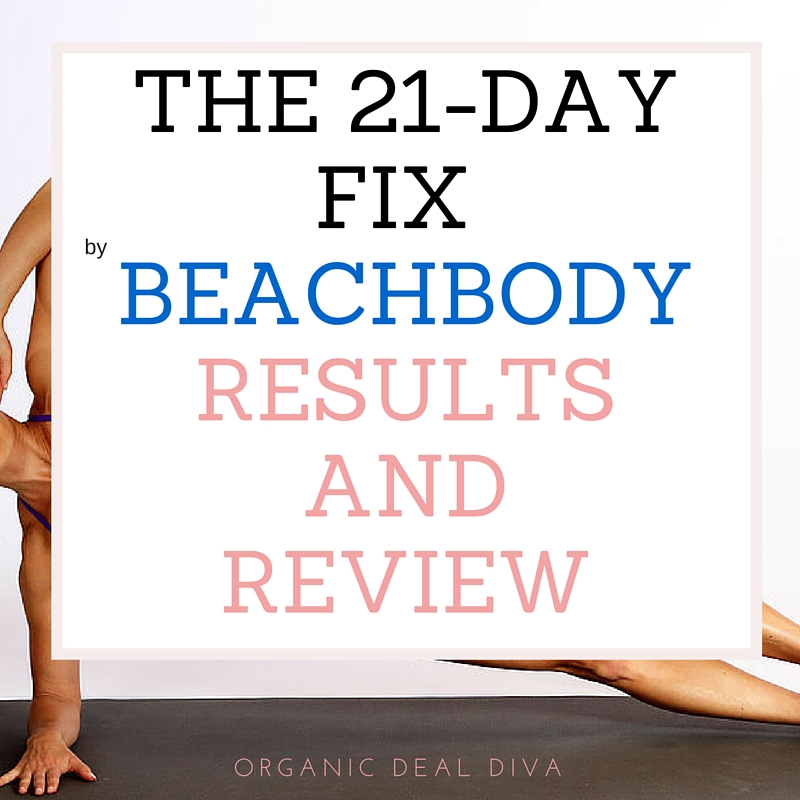 21 Day Fix Results and Review