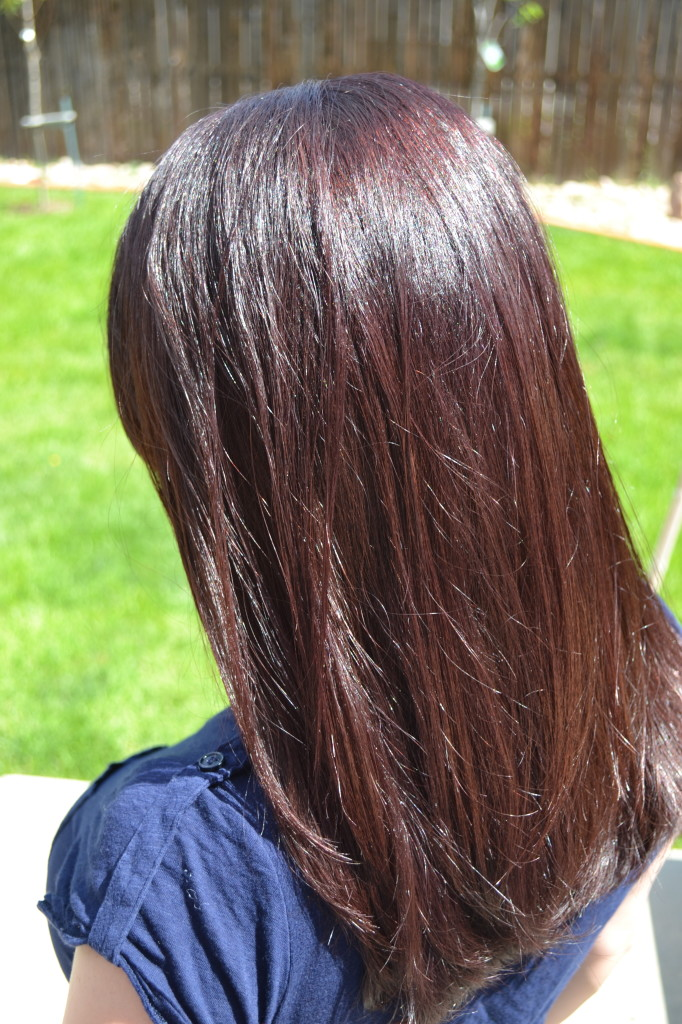 Looking for a rich looking and healthy hair color from home? Read all about my before and after results with Madison Reed's Palmero Black