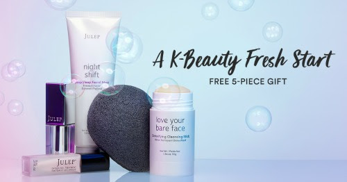 Get a Free set from Julep!
