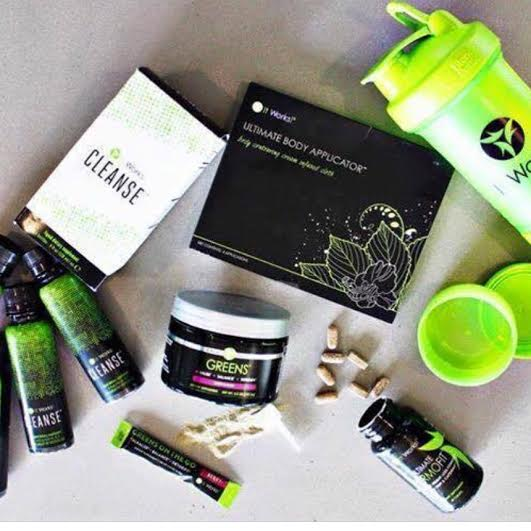 ItWorks System - Wrap Remove Reboot