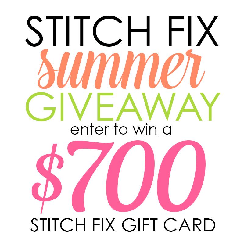 Stitch Fix $700 square