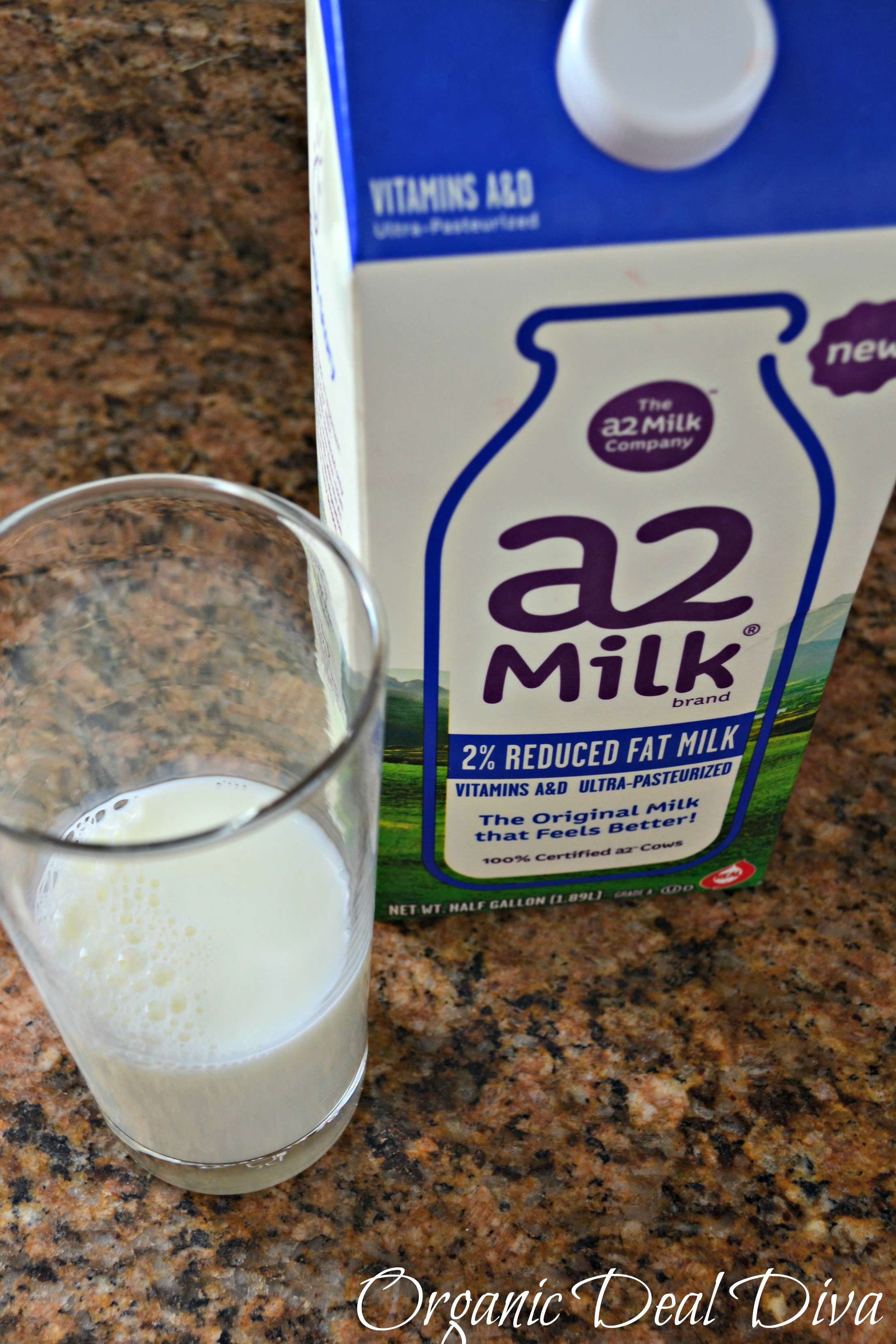 A2 Milk Above Image