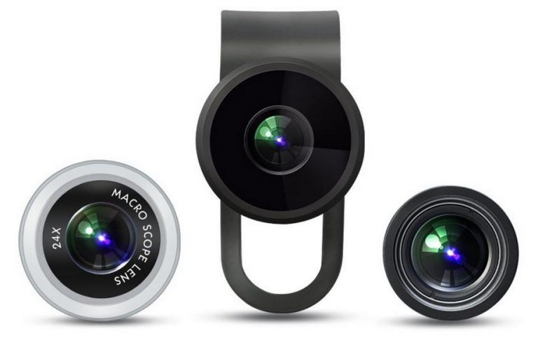Oola 3 lens package