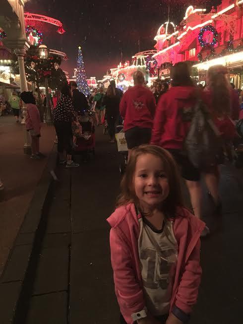 Disney World Mickey's Very Merry Christmas Party