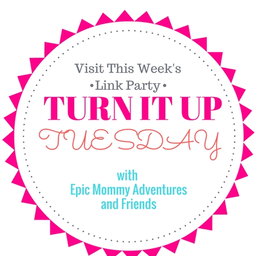 Turn it up Tuesday - Link up Every Week with JessiLivingLovely