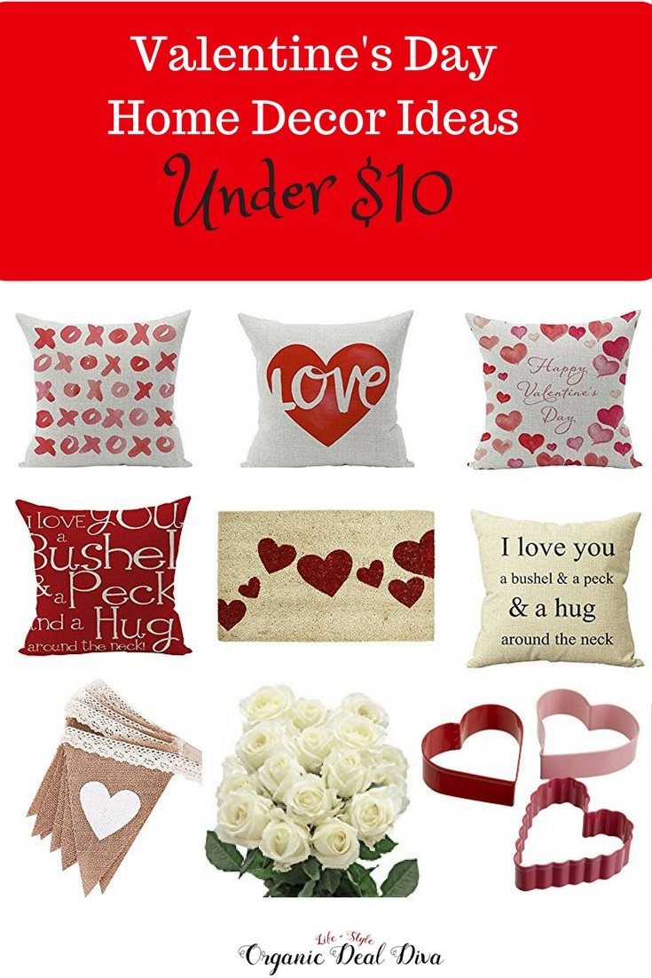 10 valentine 39 s day decor ideas under 10 jessi living lovely for Home decorations for valentine s day