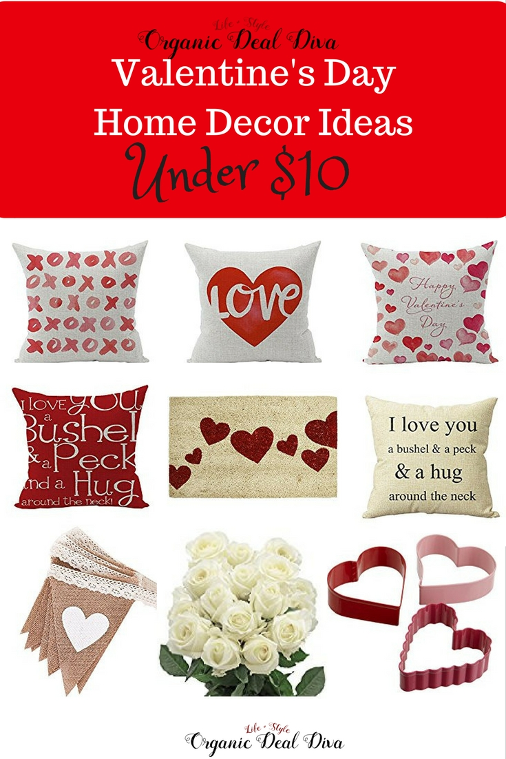10 valentine 39 s day decor ideas under 10 jessi living lovely for Valentine day at home ideas