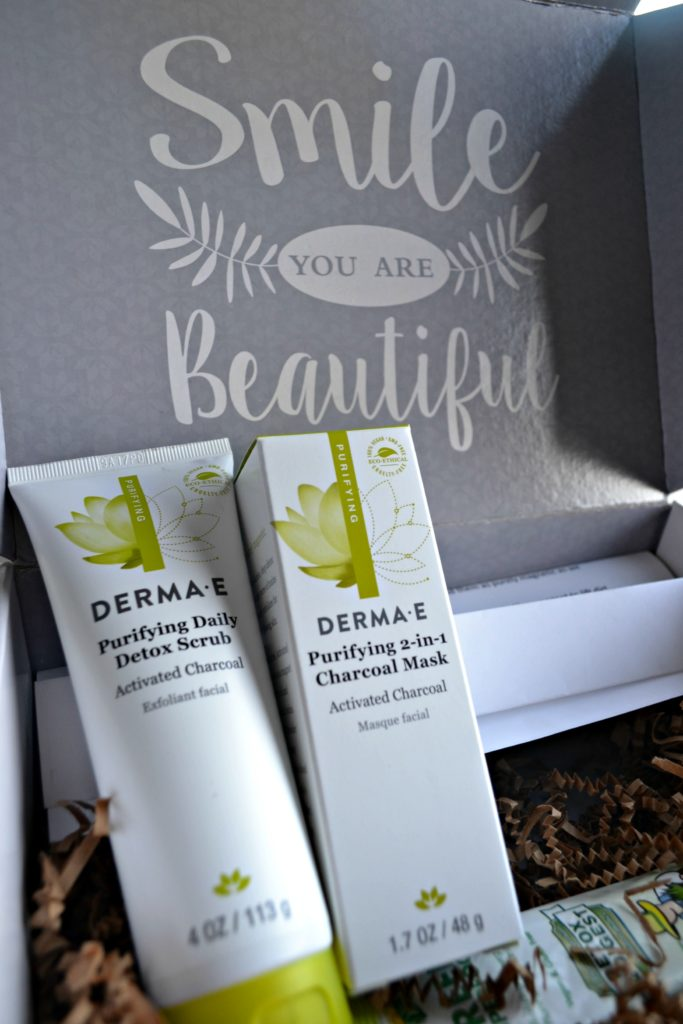 DERMA E Charcoal Products Review
