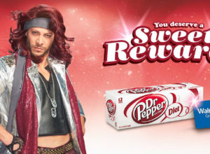 Dr. Pepper Sweet Reward