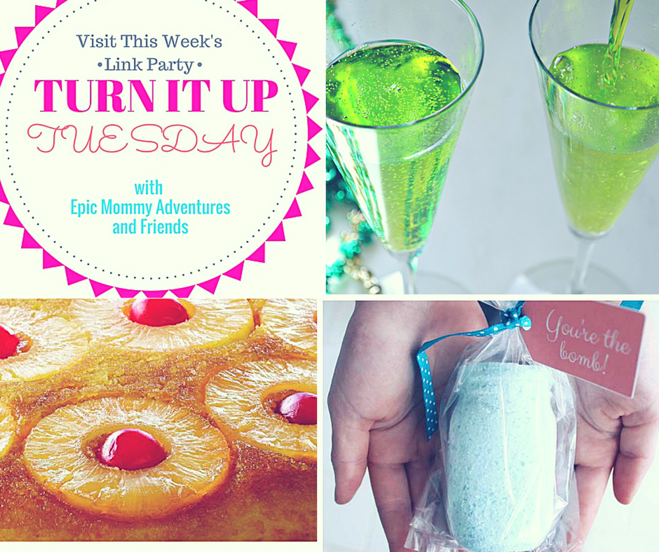 Turn it up Tuesday #179