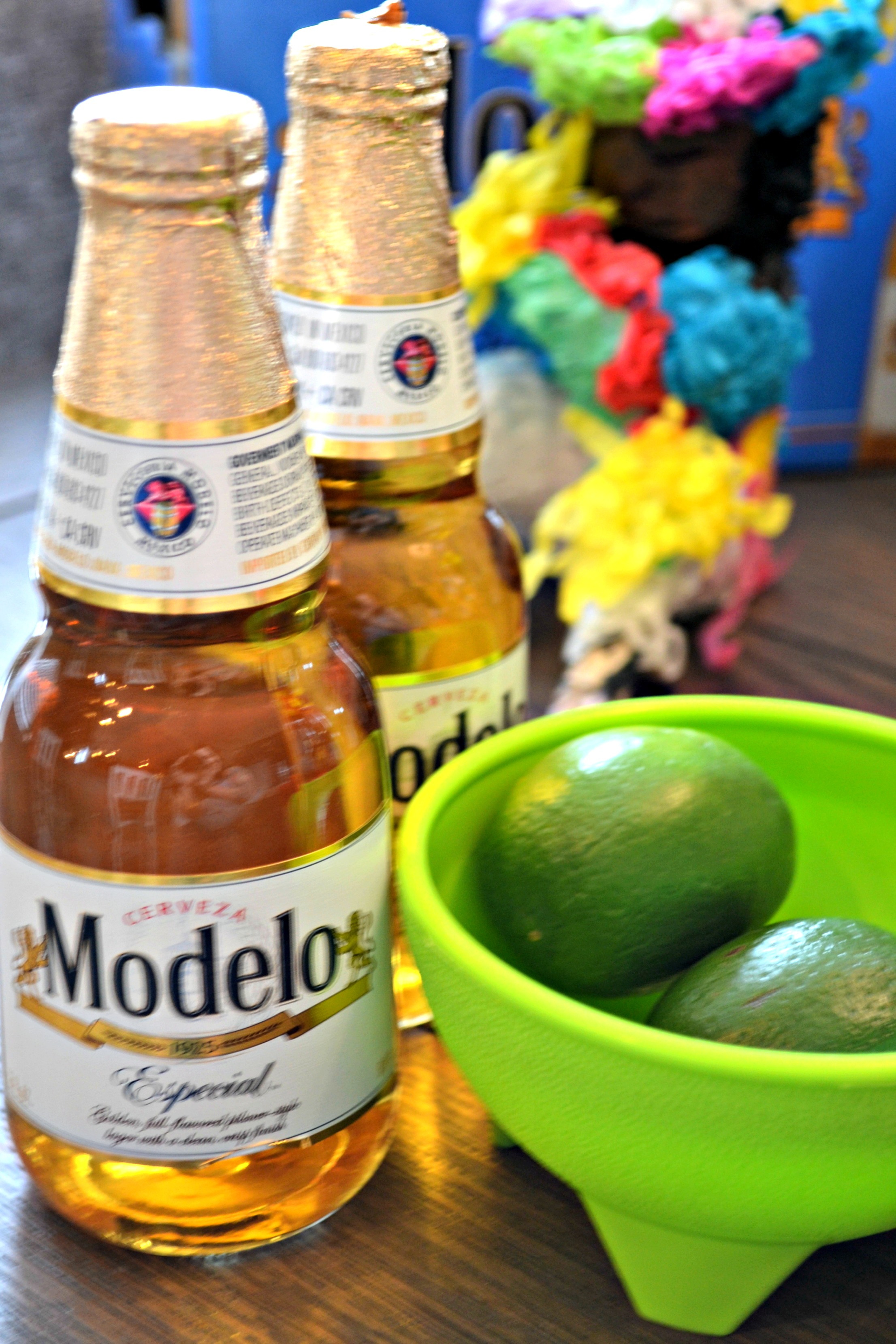 Modelo and Cinco De Mayo