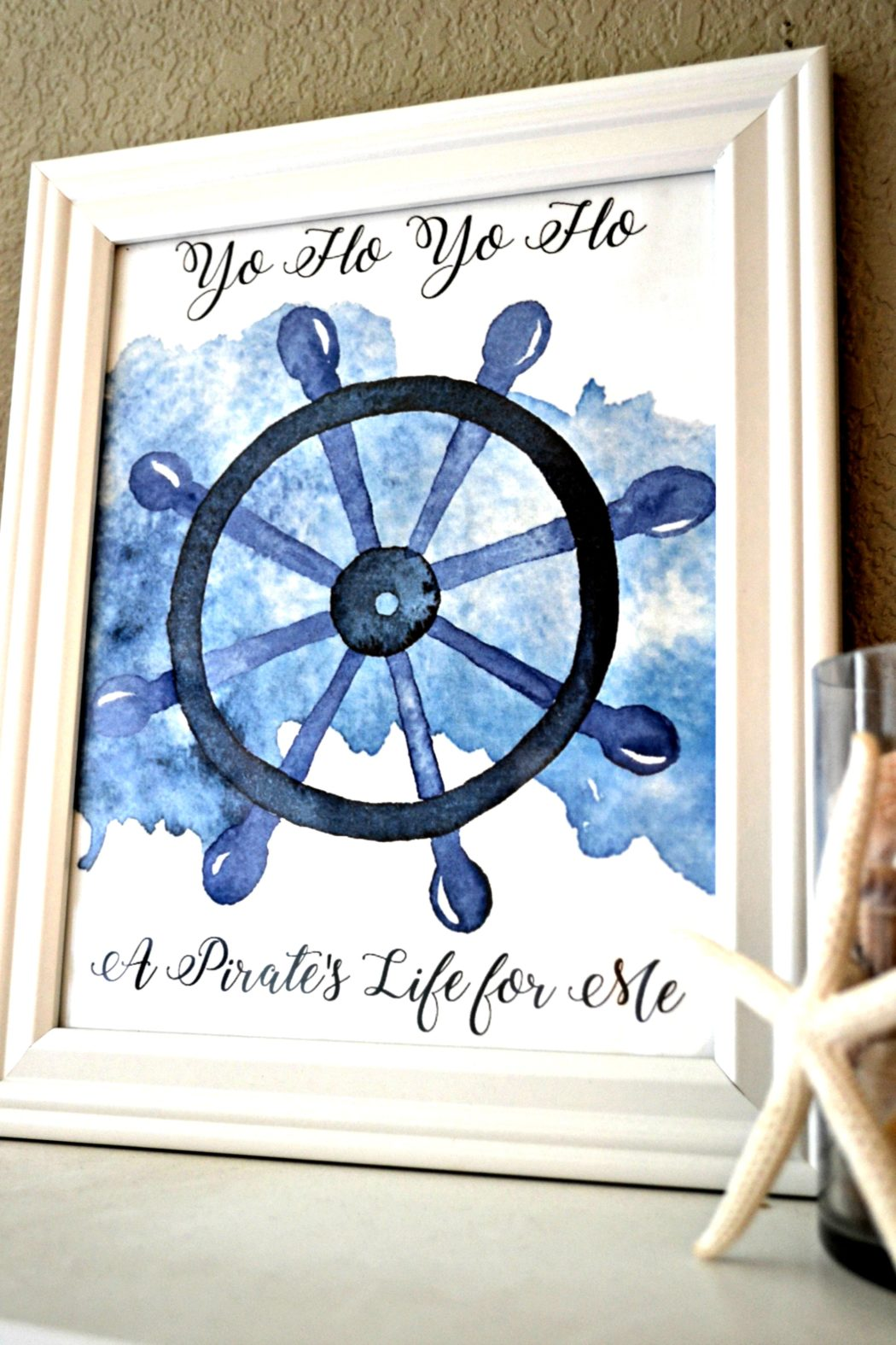 Yo Ho Yo Ho Printable - Jessi Living Lovely