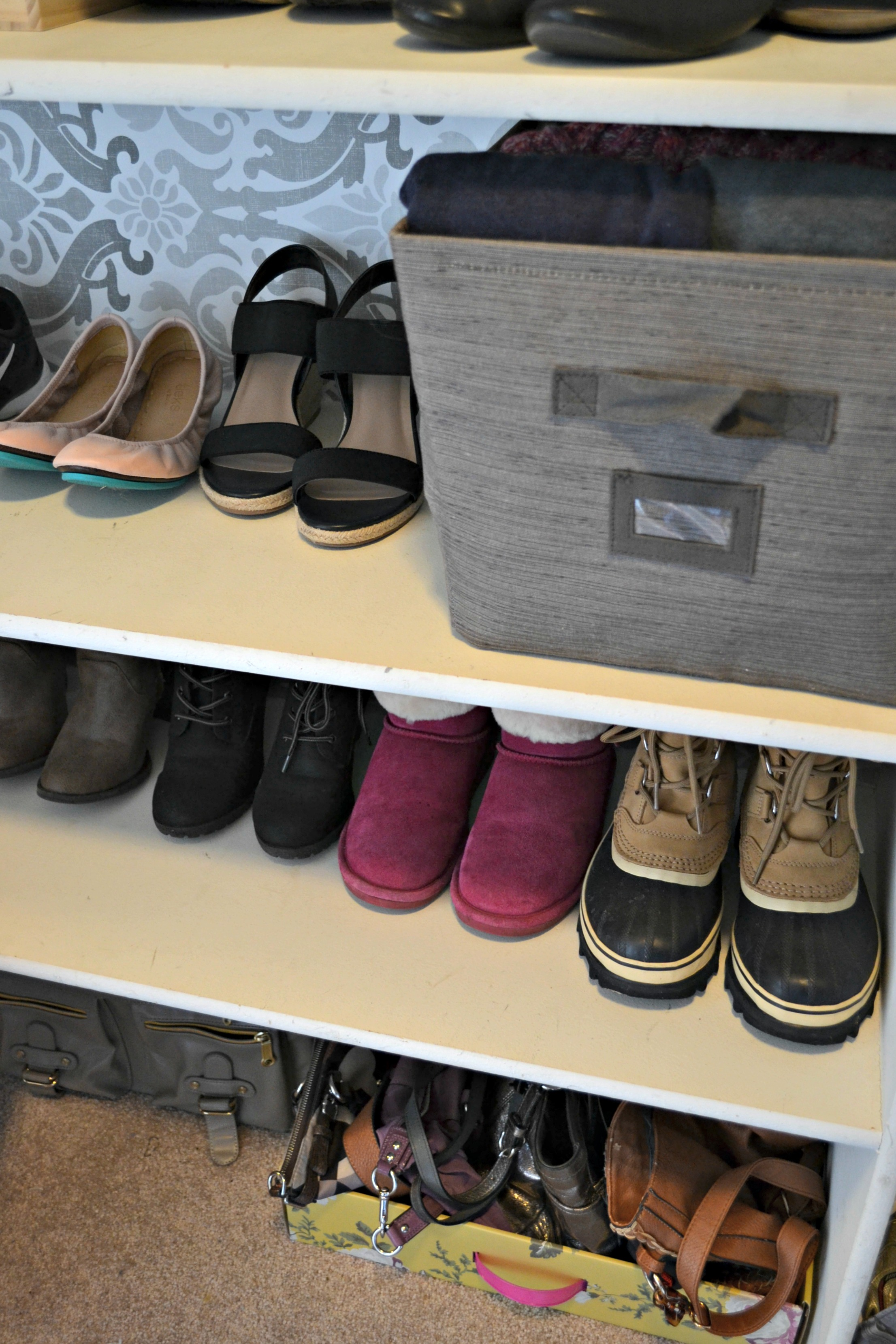 How to Organize and Update your closet fast
