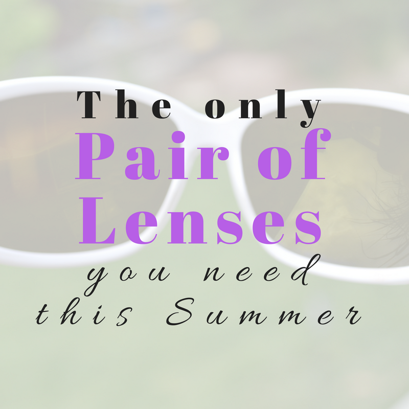 ed9992c41030 The Sunglass Lenses YOU Need this Summer - Jessi Living Lovely