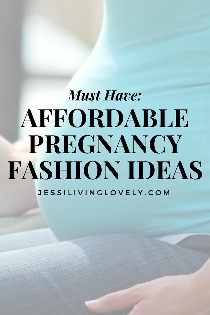 must have pregnancy fashion ideas