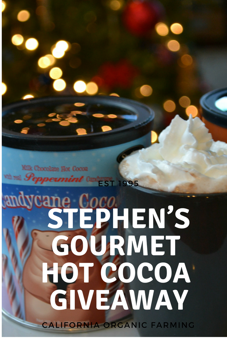 Warm-Up This Winter with a Stephen's Gourmet Hot Cocoa Giveaway