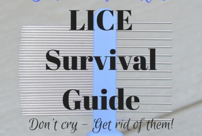 A Parent's LICE Survival Guide